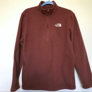 The North Face Fleece 1/4 Zip Pullover